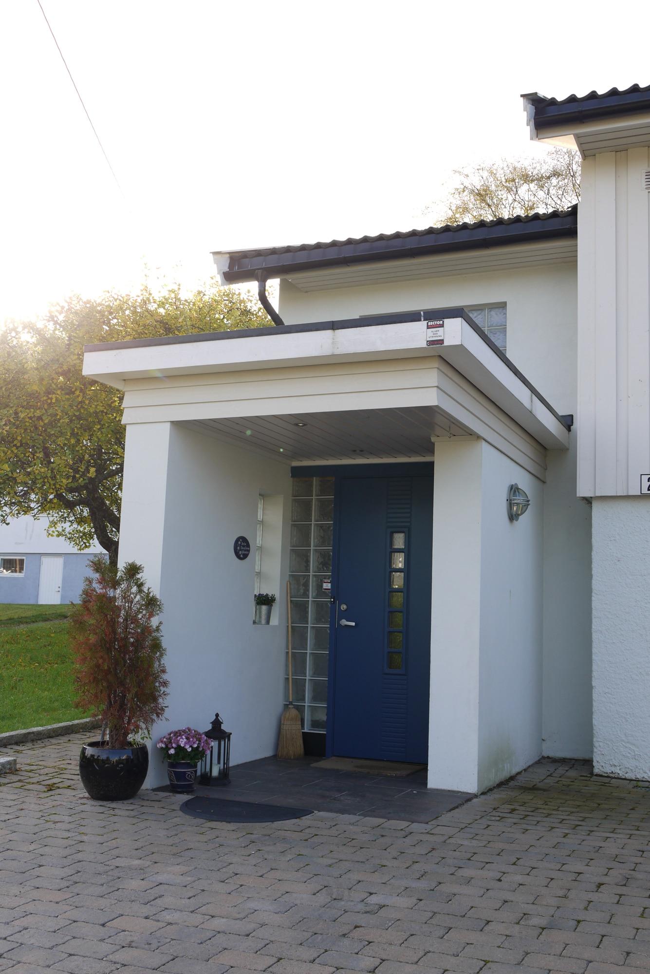27 Tilbygg til bolig med nytt inngangsparti og garasje 03