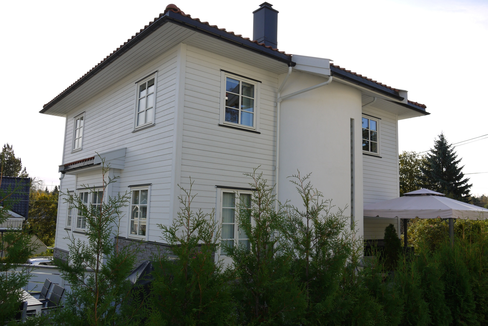 28 Fire nye boliger i tun 03