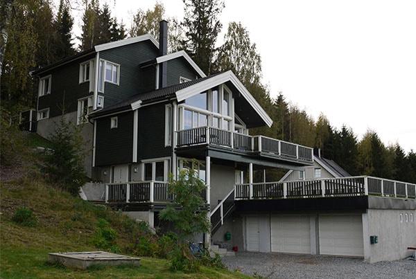 Ny bolig med utleieenehet