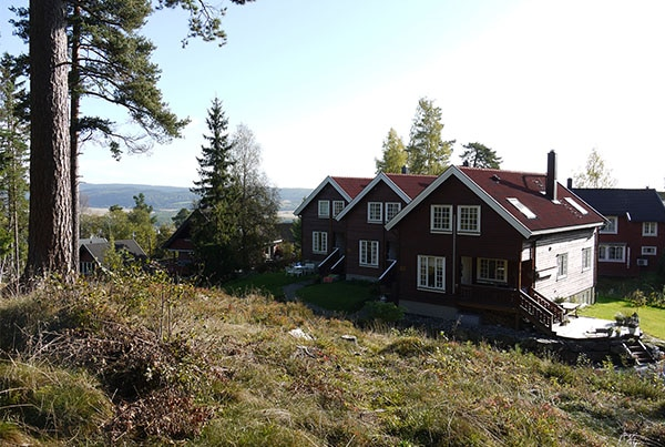 Tre nye boliger